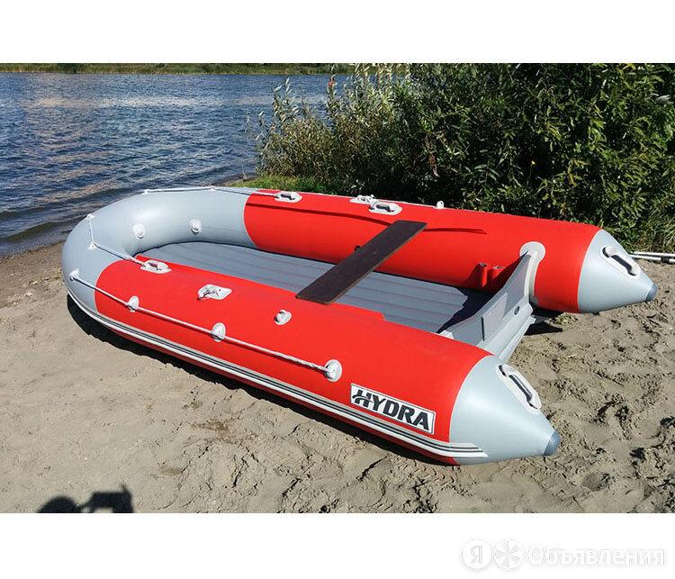 Лодка ПВХ HYDRA NOVA 400 «ЛЮКС» по цене 76200₽ - Надувные, разборные и гребные суда, фото 0