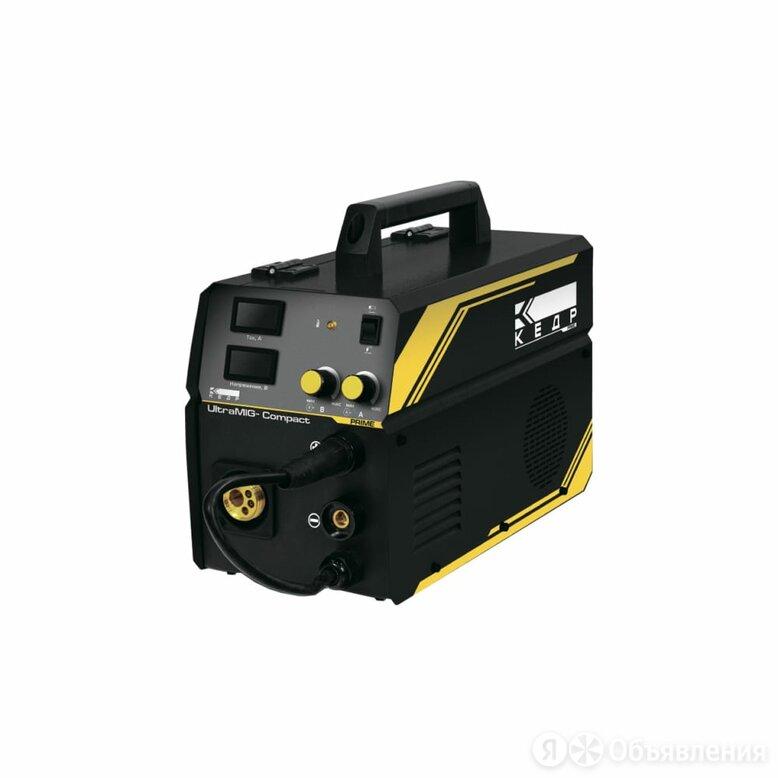Полуавтомат Кедр UltraMIG-220 Compact по цене 29500₽ - Газовые баллоны, фото 0