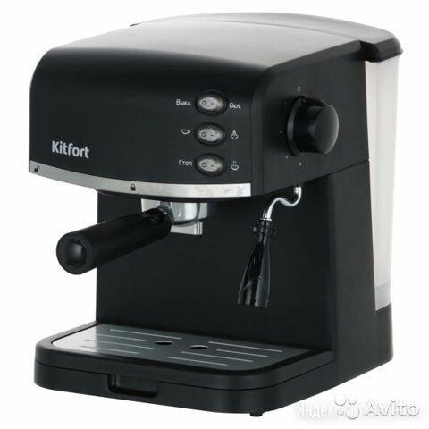 Кофеварка рожковая  по цене 4290₽ - Кофеварки и кофемашины, фото 0
