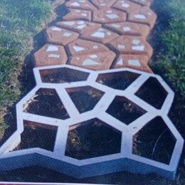Садовые дорожки и покрытия - Форма для садовых дорожек, площадок , 0