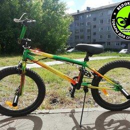 Велосипеды - ВЕЛОСИПЕД ТРЮКОВОЙ BMX ROOK BS201, 0