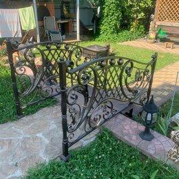 Заборы, ворота и элементы - Художественная ковка козырьки навесы, 0