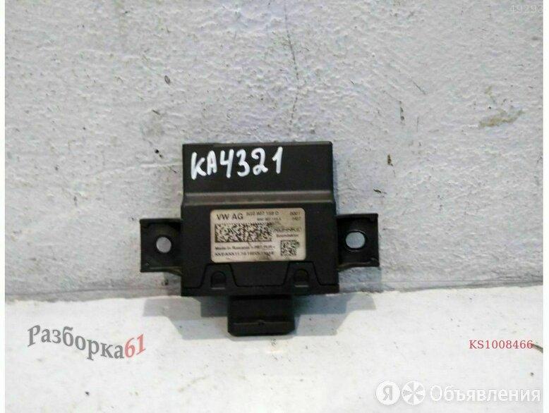 Блок управления звука VOLKSWAGEN GOLF R.  5G0907159D  по цене 8100₽ - Двигатель и топливная система , фото 0