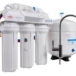 Фильтры для воды и комплектующие - Atoll A-550 STD (система обратного осмоса), 0