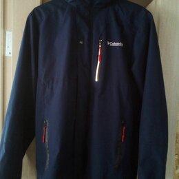 Куртки - Ветровка мужская Calumbia, размер 48-50 (L), 0