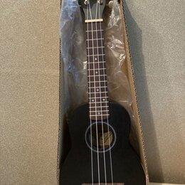 Укулеле - укулеле сопрано, черный, 0