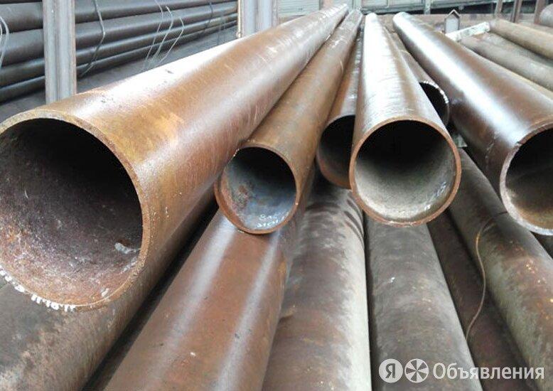 Труба горячекатаная 89х16 мм ст. 30ХМА ГОСТ 8732-78 по цене 54996₽ - Металлопрокат, фото 0