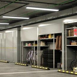 Мебель для учреждений - Роллетный шкаф в паркинг, 0