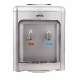 Кулеры для воды и питьевые фонтанчики - Настольный кулер для питьевой воды HERMES TECHNICS HT-WD106L, 0