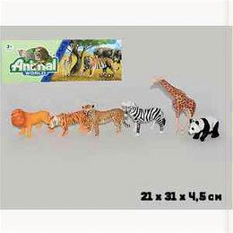Игровые наборы и фигурки - 2A267 Набор животных, 0