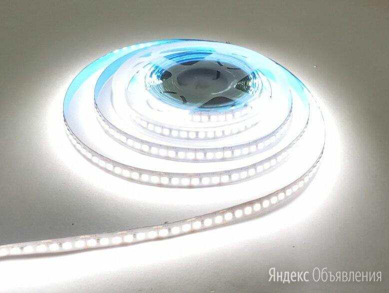 Лента светодиодная 180LED 12В 14,4Вт/м IP20 по цене 215₽ - Светодиодные ленты, фото 0