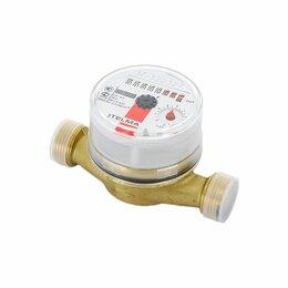 """Спецтехника и навесное оборудование - Счетчик L=130 H 1"""" с импульсным выходом WFK24, для горячей воды, 0"""
