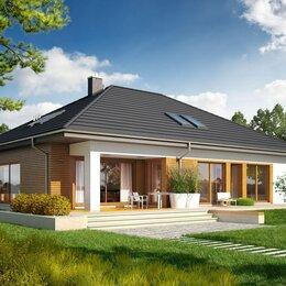 Готовые строения - Одноэтажный дом в европейском стиле, 0