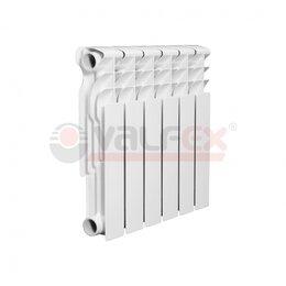 Радиаторы - Valfex Радиатор биметаллический VALFEX BASE Version 2.0  500  10 секц, 0