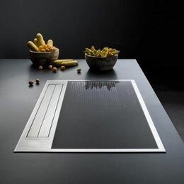 Плиты и варочные панели - Варочная панель с вытяжкой FALMEC SINTESI BLACK, 0