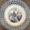 три тарелки Франция 1854-1855 г Малахов курган по цене 5900₽ - Посуда, фото 3
