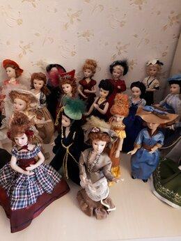 Статуэтки и фигурки - Коллекция фарфоровых кукол , 0