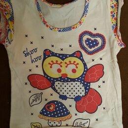 Футболки и майки -  Детская футболка с рисунком Сова, 0