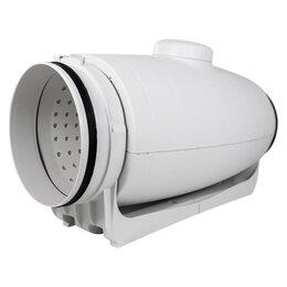 Фильтры для вытяжек - Канальный вентилятор SILENT TD 800/200 (двухскоростной), 0
