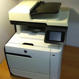 Принтеры и МФУ - Цветной лазерный принтер HP LaserJet Pro 400 color MFP M475dn, 0