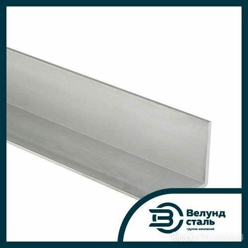 Уголок алюминиевый 50х50х4 АД31Т1 по цене 852323₽ - Отделочный профиль, уголки, фото 0