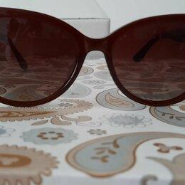 Очки и аксессуары - Фирменные солнцезащитные женские очки Полароид, новое состояние, 0