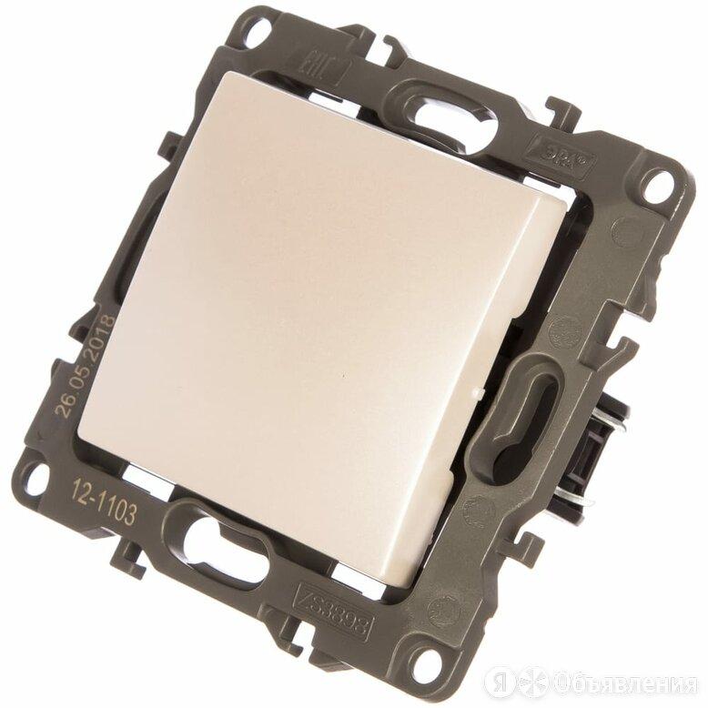 Переключатель ЭРА 12-1103-15 по цене 258₽ - Электроустановочные изделия, фото 0
