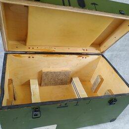 Сундуки - Ящик СССР деревянный 51*30830, 0