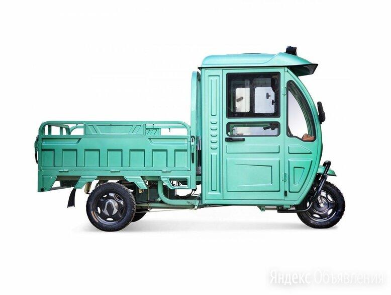 Электрический трицикл Rutrike CARGO с кабиной по цене 110000₽ - Мото- и электротранспорт, фото 0