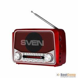 Радиоприемники - Радиоприемник SVEN SRP-525 Красный, 0