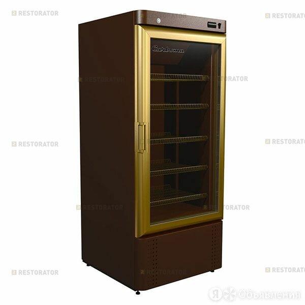 Carboma Шкаф холодильный Carboma R560Св по цене 69800₽ - Мебель для учреждений, фото 0