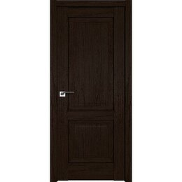 Межкомнатные двери - Дверь межкомнатная Profil Doors 2.87XN Дарк браун - глухая, 0