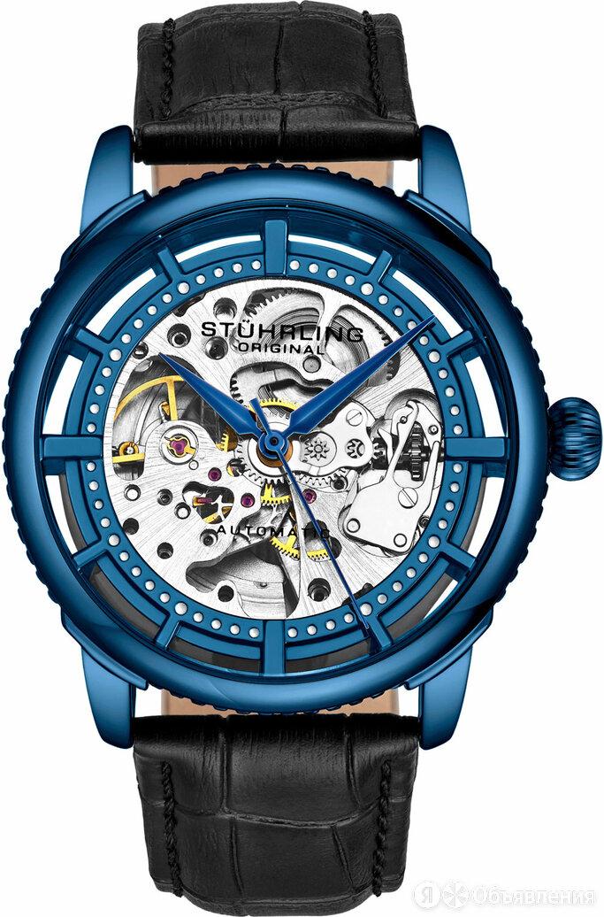 Наручные часы Stuhrling 3933.2 по цене 14490₽ - Наручные часы, фото 0