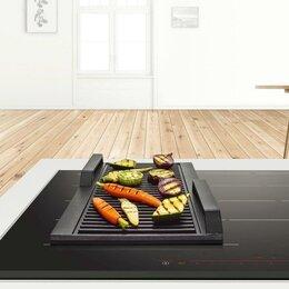 Решетки - Решетка гриль FlexInduktion плиты Bosch 17000300, 0