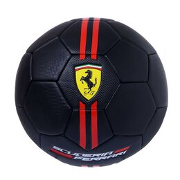 Мячи - Мяч футбольный FERRARI р.5, цвет чёрный, 0