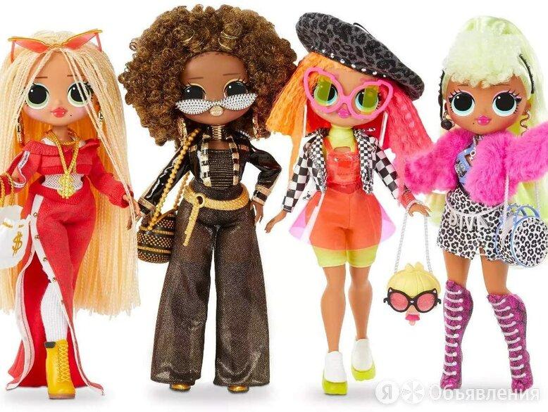 Игровой набор LOL Surprise OMG 4 в 1 (полная коллекция) (422020) по цене 18990₽ - Куклы и пупсы, фото 0