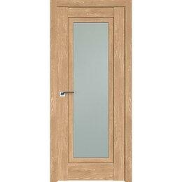 Межкомнатные двери - Дверь межкомнатная Profil Doors 2.86XN Каштан натуральный - со стеклом, 0