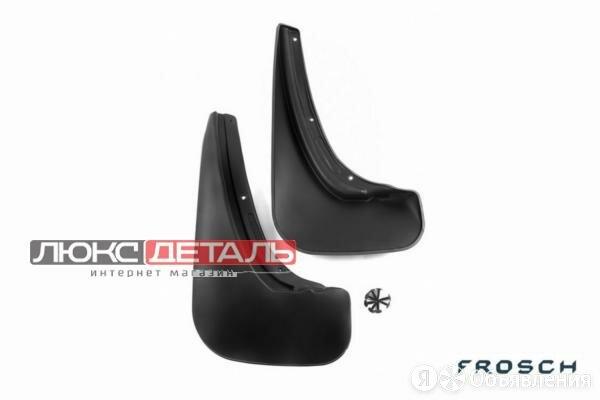 FROSCH NLF1035E14 Комплект брызговиков задние CITROEN C4 Picasso/C4 Grand Pic... по цене 1328₽ - Кузовные запчасти , фото 0