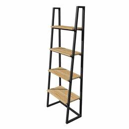 Стеллажи и этажерки - Стеллаж наклонный в стиле лофт, 0