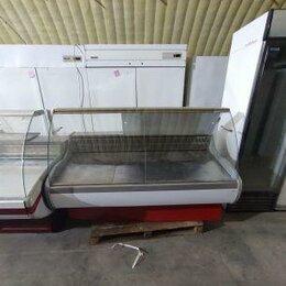 Мебель для учреждений - Витрина холодильная 1,5 м универсальная -5+5, 0