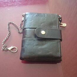 Кошельки - Портмоне-кошелек,кожаный, 0