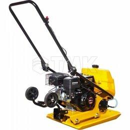 Вибротрамбовочное оборудование - Виброплита RedVerg RD-29265, 0