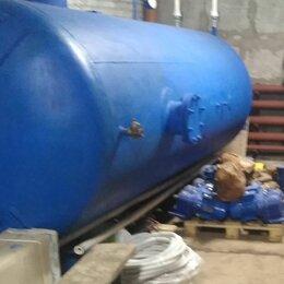 Воздушные компрессоры - Воздухосборник ресивер газа б/у 6,2 м3, 0