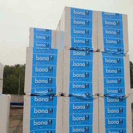 Строительные блоки - Газобетонные блоки Bonolit (Старая Купавна) D400  600х250х375 , 0