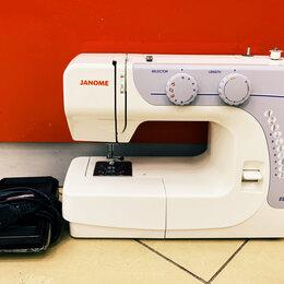 Швейные машины - Швейная машина Janine EL532, 0