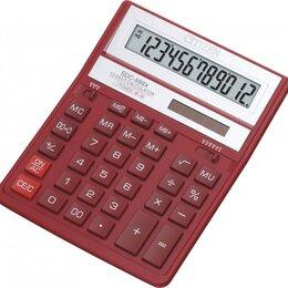 Калькуляторы - CITIZEN Калькулятор CITIZEN SDC-888XRD 12-разр., 0