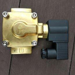 Электромагнитные клапаны - Электромагнитный клапан SMC 1'', 24v, 0