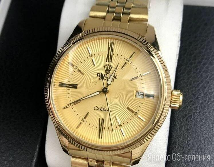 Часы ролекс механические по цене 5000₽ - Наручные часы, фото 0