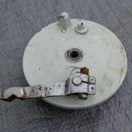 Запчасти  - Тормозной Барабан с колодками задний   мопед simson Симсон S51, 0