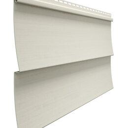 Сайдинг - Сайдинг Деке Стандарт / Docke Standart D5C, профиль елочка, цвет сливки, разм..., 0